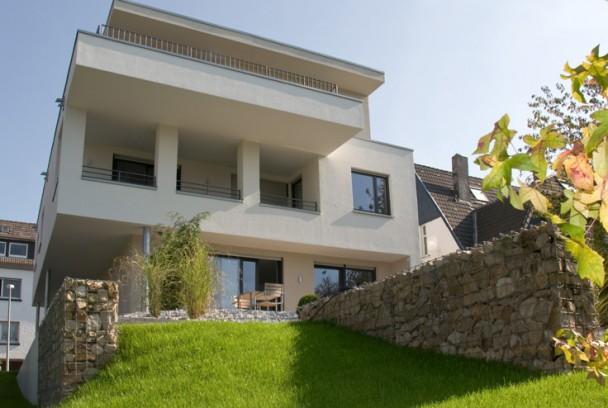 neubau einfamilienhaus essen kettwig holle architekten. Black Bedroom Furniture Sets. Home Design Ideas